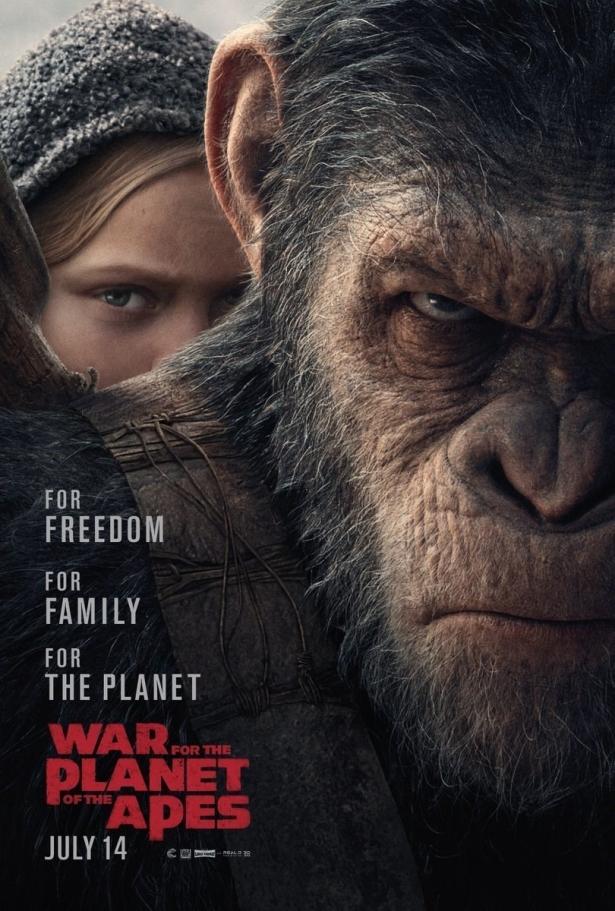 """Планета обезьян: Война"" (War For The Planet Of The Apes)"