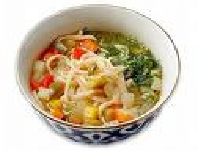 Чузма-лагман (Блюдо узбекской кухни)