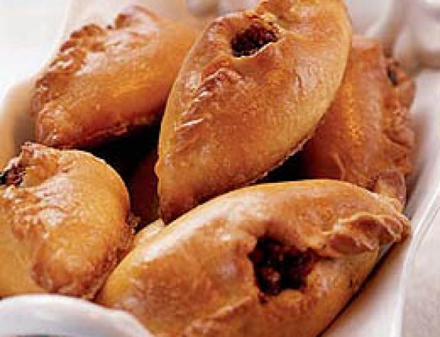 Расстегаи (блюдо русской кухни)