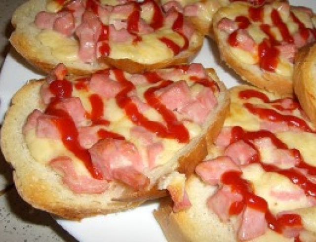 Бутербродные массы на фуршетные бутерброды