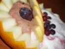 Мороженое из яблок и груш