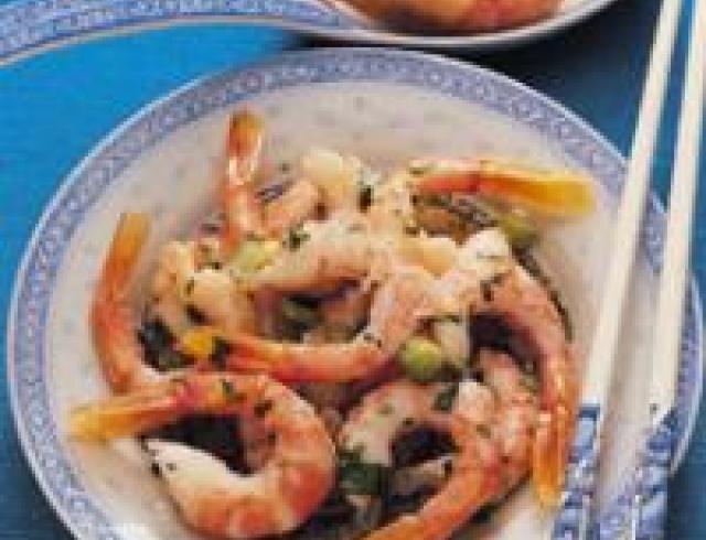 Креветочная мукета (блюдо бразильской кухни)