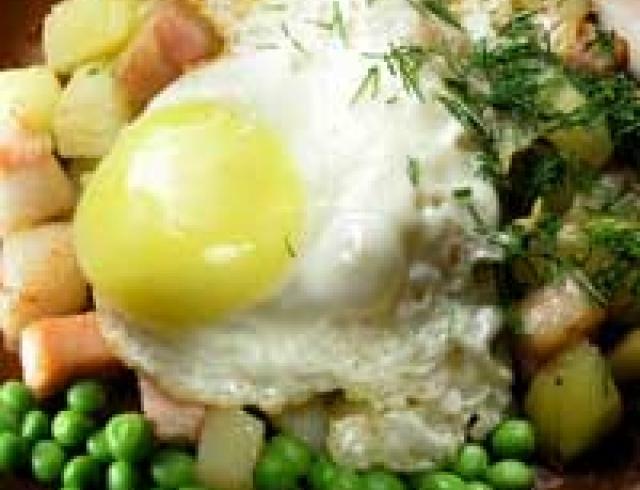 Помазанка из яиц (чешская кухня)