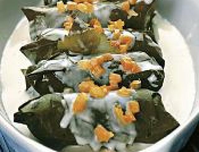 Толма из лука (блюдо армянской кухни)