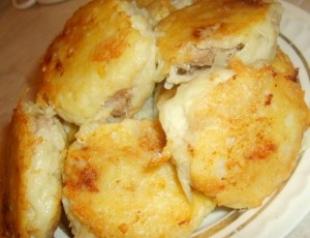 Картофель по-кабардински