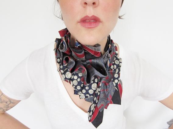 Смотреть Модный галстук 2019 видео