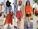 Street looks на Неделе моды в Нью-Йорке