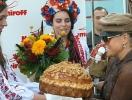 «Арену-Львов» открыли дети, Руслана и Анастейша