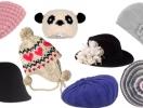 Модные шапки зимы 2011-2012: что, где, почем