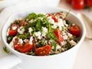 Средиземноморский праздничный салат