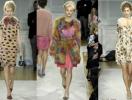 Неделя моды в Лондоне: Moschino Cheap&Chic