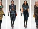 Неделя моды в Лондоне: Burberry Prorsum