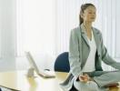 Правильная осанка: упражнения для офиса