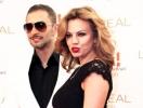 Андрей Кише с женой на шоу «VIVA! Самые красивые»