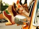 Самая модная обувь лета – из дерева