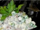 Праздничный салат «Ностальгия»