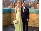Опубликовано первое фото со свадьбы Синтии Никсон