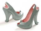 Изюминка сезона: туфли в стиле вамп