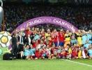УЕФА назвал символическую сборную Евро-2012