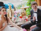 Свадьба летом: яркая идея для молодоженов