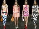 Неделя моды в Милане: ретро-показ от Moschino