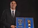 Златан Ибрагимович стал обладателем награды Golden Foot-2012