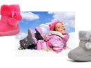 Как выбрать зимнюю обувь для ребенка?