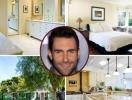 Солист Maroon 5 купил шикарный особняк в Лос-Анджелесе. Фото