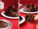 Кофейно-шоколадные кексы: постный рецепт