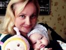 """Люба из """"Интернов"""" показала 5-месячную дочь Варю. Фото"""