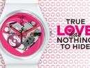 Swatch выпустили часы ко Дню святого Валентина