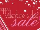 Скидки и акции ко Дню святого Валентина