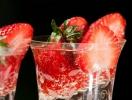 Французский рецепт клубничного коктейля