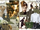 23 модных образа в стиле милитари