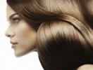 Как быстро сделать волосы блестящими?