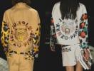 Куртка с тигром от Kenzo