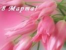Смс поздравления с 8 Марта любимой