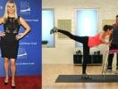 Видеоурок: упражнения для ног от Риз Уизерспун