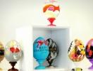 Вышла коллекция пасхальных яиц от известных Модных домов