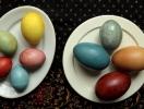 Как покрасить яйца без красителей: лучшие советы