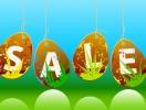 Пасхальные скидки и распродажи в магазинах и бутиках