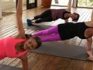 Фитнес-урок: плоский живот за 10 минут