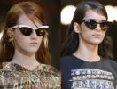 Солнцезащитные очки Kenzo в стиле ретро