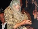 Леди Гага скрывает под вуалью свою болезнь. ФОТО