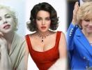 Лучшие перевоплощения актрис в известных женщин