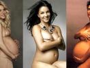 Лучшие фотосессии беременных звезд