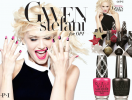 Гвен Стефани выпустила коллекцию лаков для ногтей