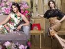 Моника Белуччи снова примеряла наряды Dolce&Gabbana