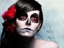 Варианты макияжа для праздника Хэллоуин 2013