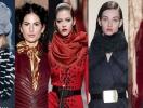 Самые модные шарфы зимы 2013-2014